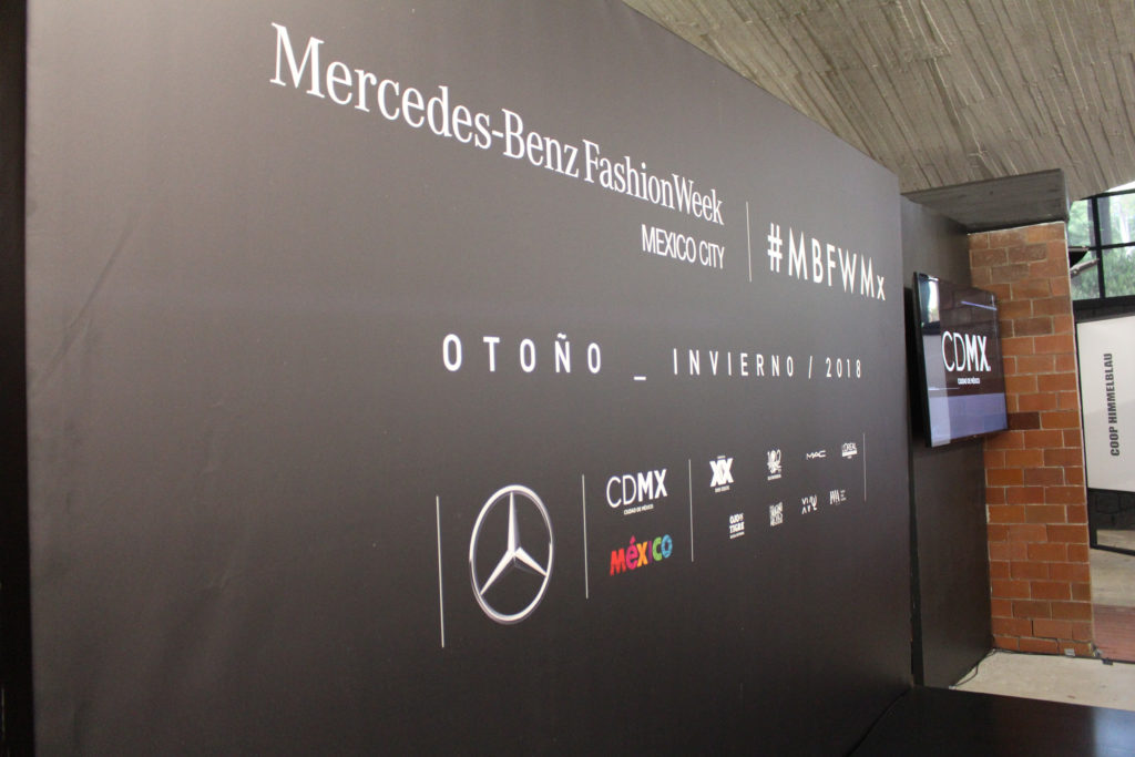 MERCEDES-BENZ FASHION WEEK MEXICO CITY 2018