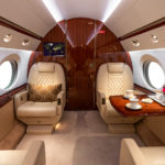 Gulfstream GV in Naples, Florida, Adds to Clay Lacy Aviation South Florida Charter Fleet.